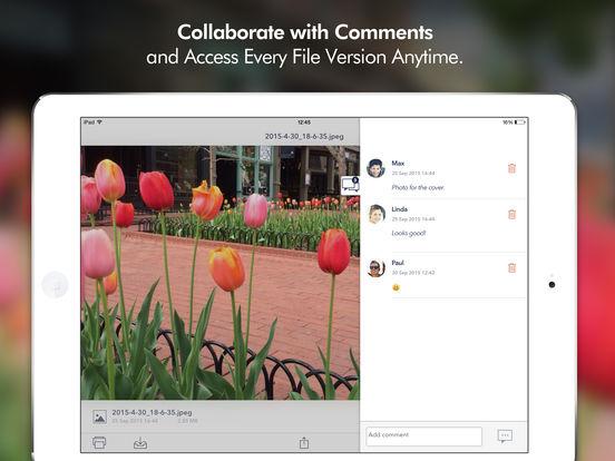 Cortado Workplace iPad Screenshot 4