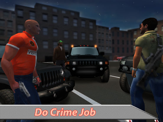 California Crime Driver 3D Full Screenshots