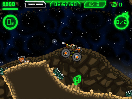 Atomic Super Lander Screenshots