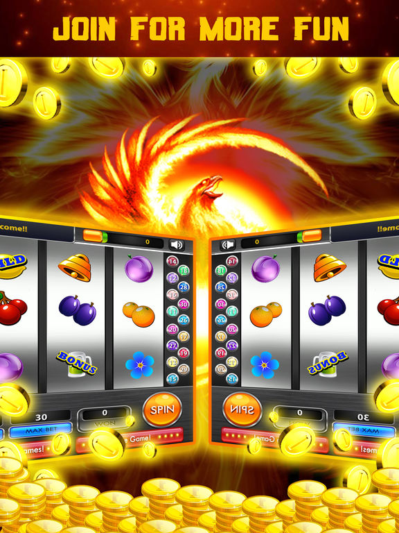slot machines free games for fun