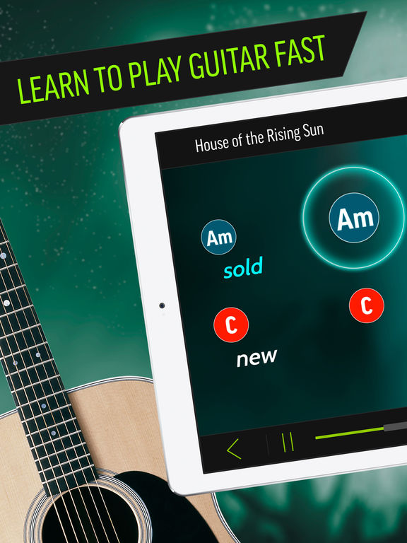 learn how to play guitar apps