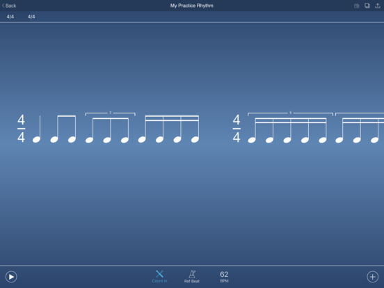 Rhythm Trainer iPad Screenshot 5