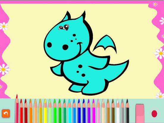 Мультфильмы Книжка-раскраска для ребенка Скриншоты9