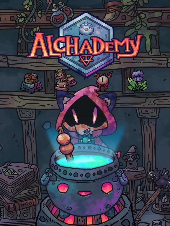 Alchademy Screenshots