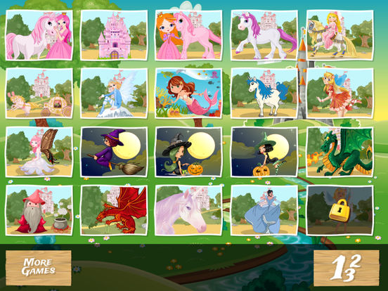 Fairyland - Activity Dots Screenshots