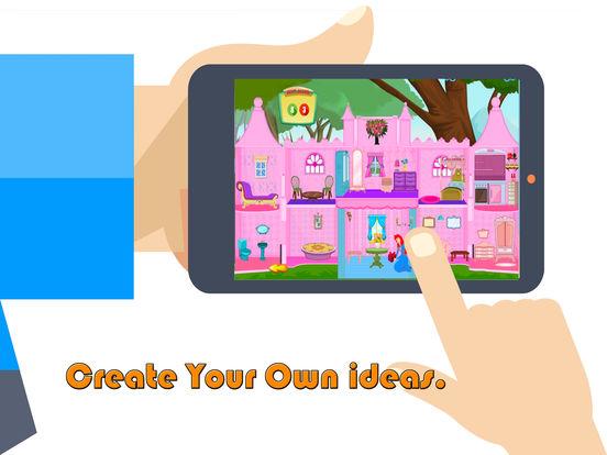 App Shopper Princess Castle Doll House Decoration Games Games