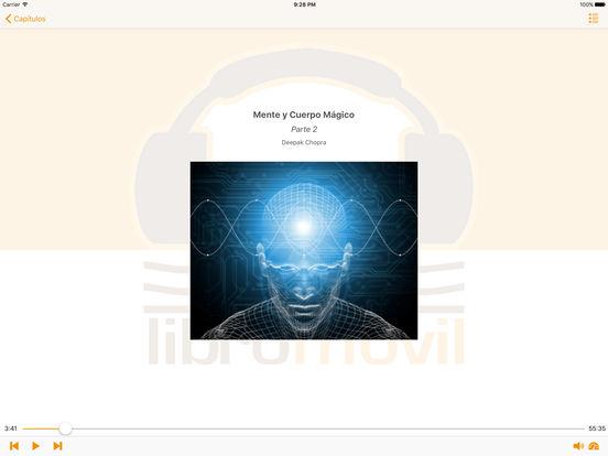 El Mentiroso - Audiolibro iPad Screenshot 1