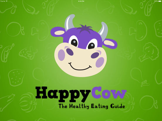 Veg Restaurant Guide for Vegetarian & Vegan Food by HappyCow screenshot