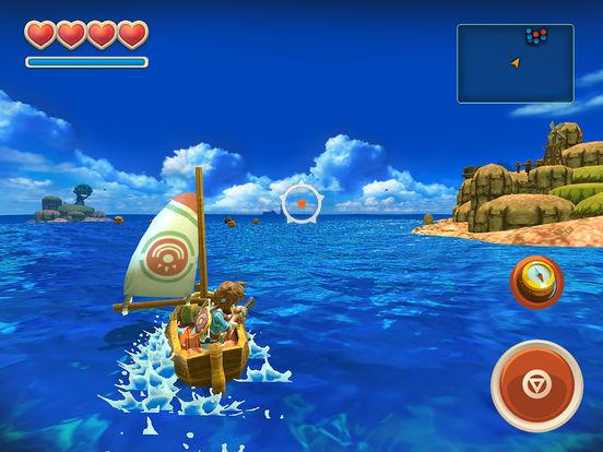 Oceanhorn ™ Screenshots