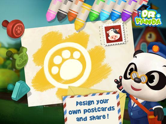 Dr. Panda Mailman Screenshots