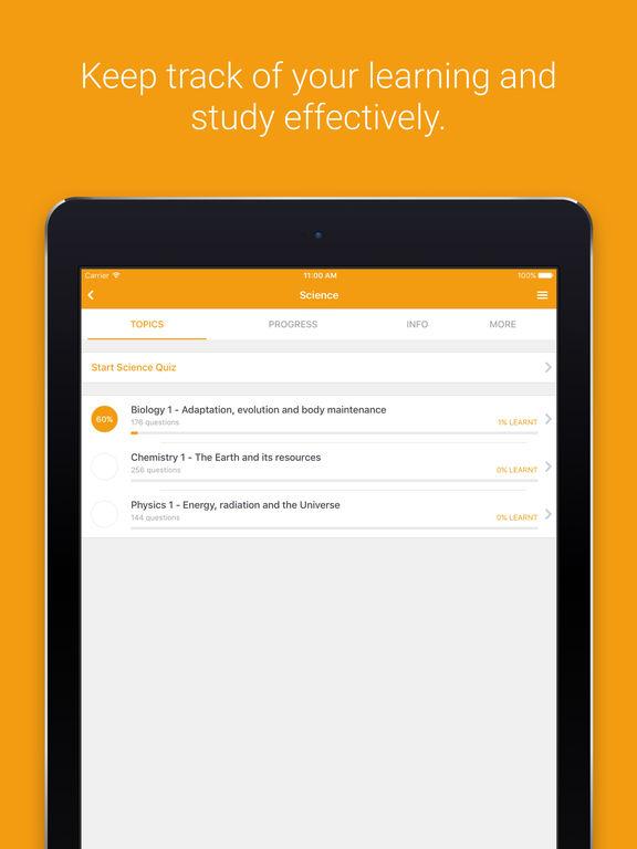 Gojimo - SAT & ACT Test Prep App Screenshot