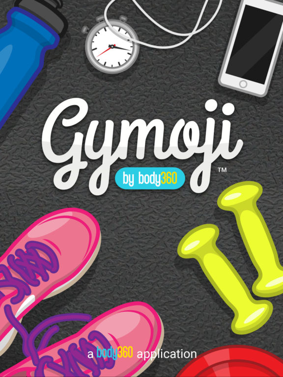 Gymoji by body360 Features a Huge Selection of Gym-Themed Stickers Image