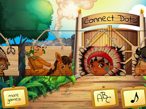 Conncet Dots Adventure for Kids (Premium) Screenshots