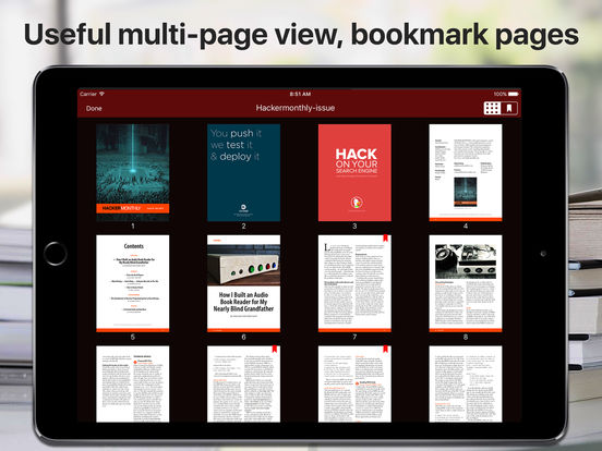PDF Reader Studio Screenshots