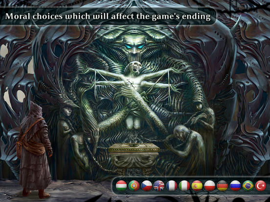 Tormentum - a Point & Click Adventure Screenshots