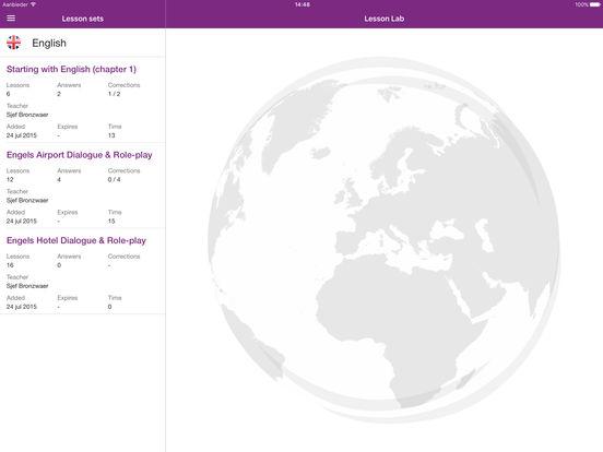 ReLANpro iPad Screenshot 2