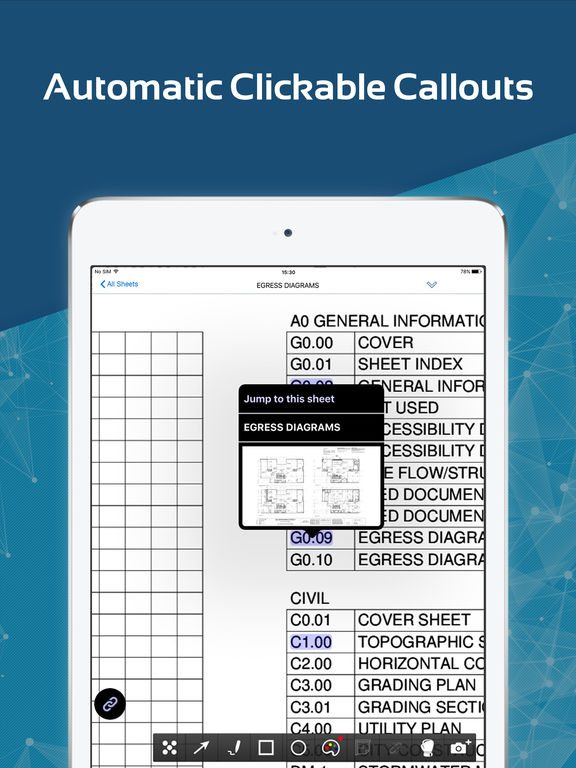 Punch list construction reports drawingview on the app for Punch list definition
