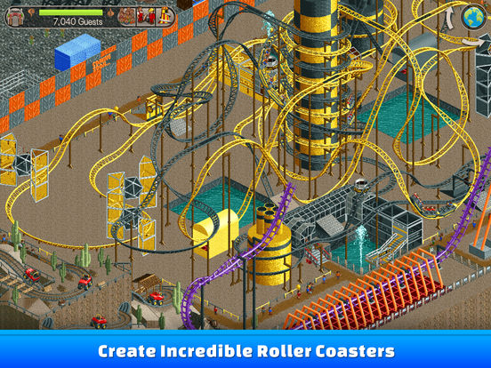 RollerCoaster Tycoon® Classic on the App Store