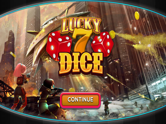 Humans vs Aliens Lucky 7 Dice screenshot 6