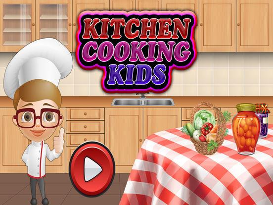 Kids Burger & Cupcake Mania screenshot 6