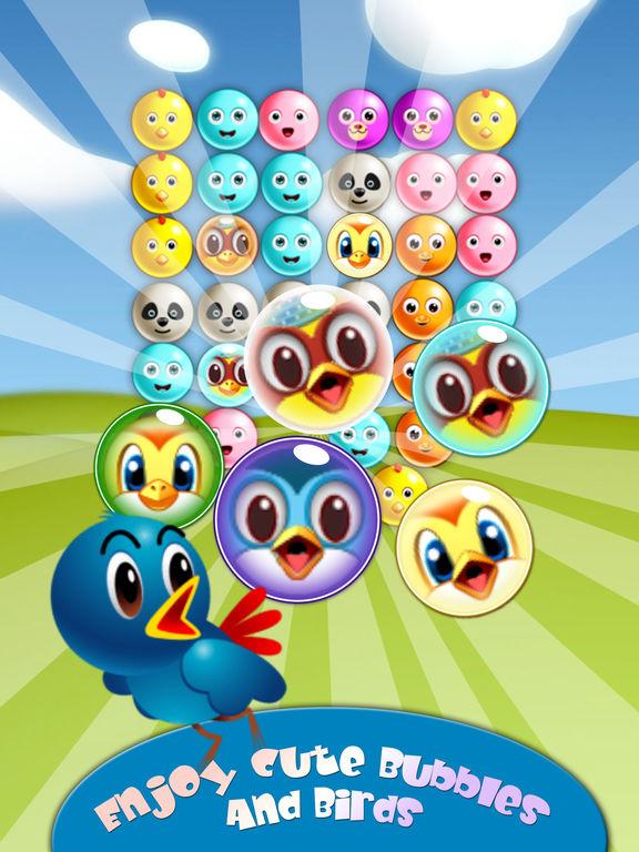 Baby Bubble Bird Rescue: Puzzle Blastscreeshot 5