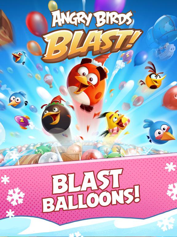 دانلود بازی جذاب Angry Birds Blast برای آیفون، آیپاد و آیپد - تصویر 4