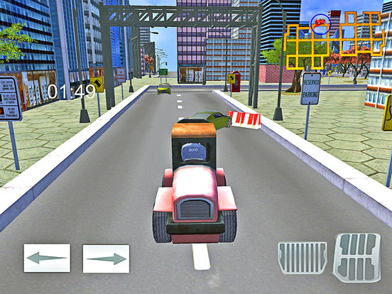 Modern City Police Car Lifter Pro screenshot 8