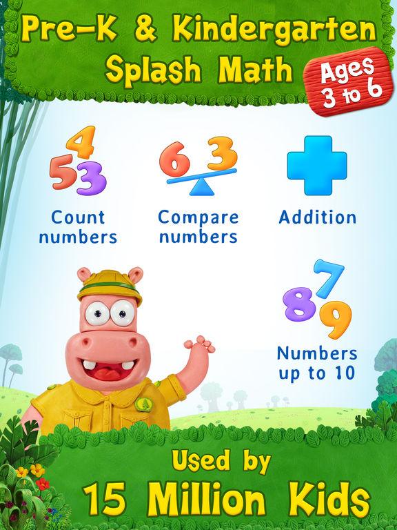 Preschool and Kindergarten Educational Math Games on the App Store – Interactive Worksheets for Kindergarten