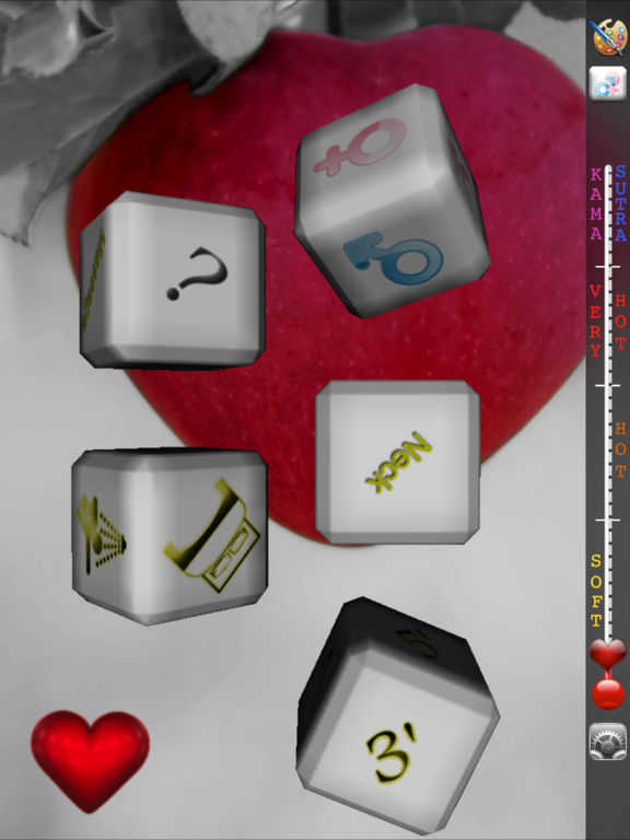 Sex Dice 3D -Love game- Screenshots