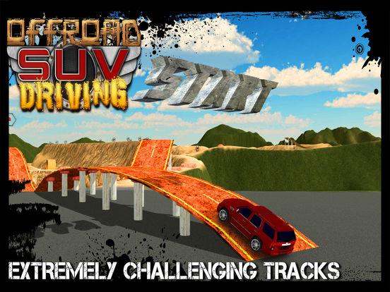Screenshot #2 for Offroad SUV Driving & Simulator