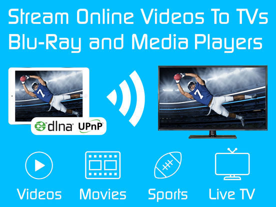 Video & TV Cast for DLNA UPnP: Stream Movies to TV Screenshots