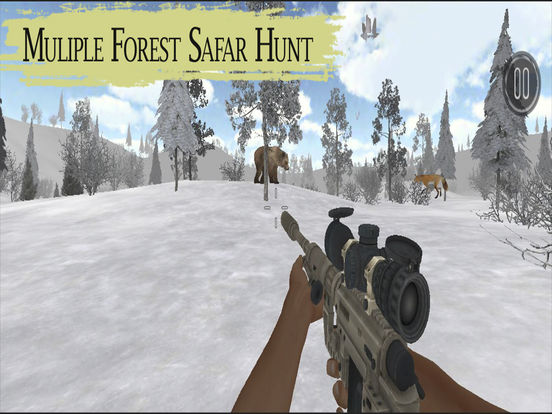 Ultimate Beast Shooting: Jungle Hunting Experience screenshot 6