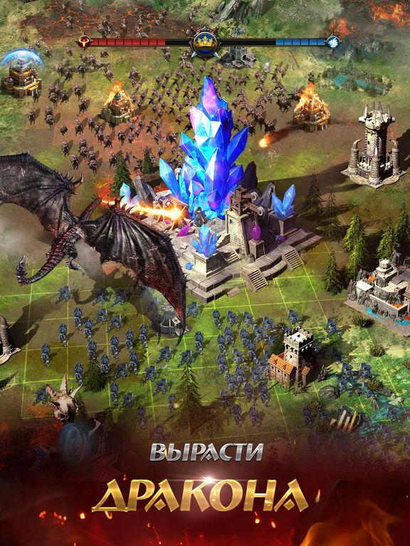 Clash of Kings - CoK Скриншоты10
