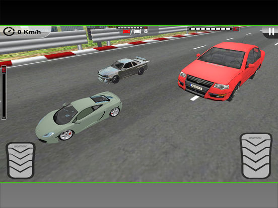 Real Sports Car racing Simulator 3D screenshot 7