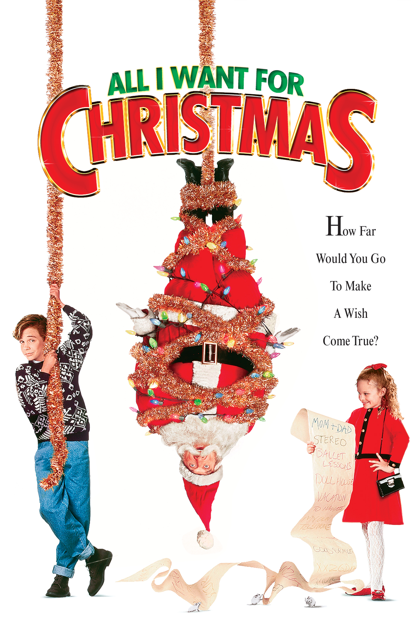iTunes - Movies - All I Want for Christmas