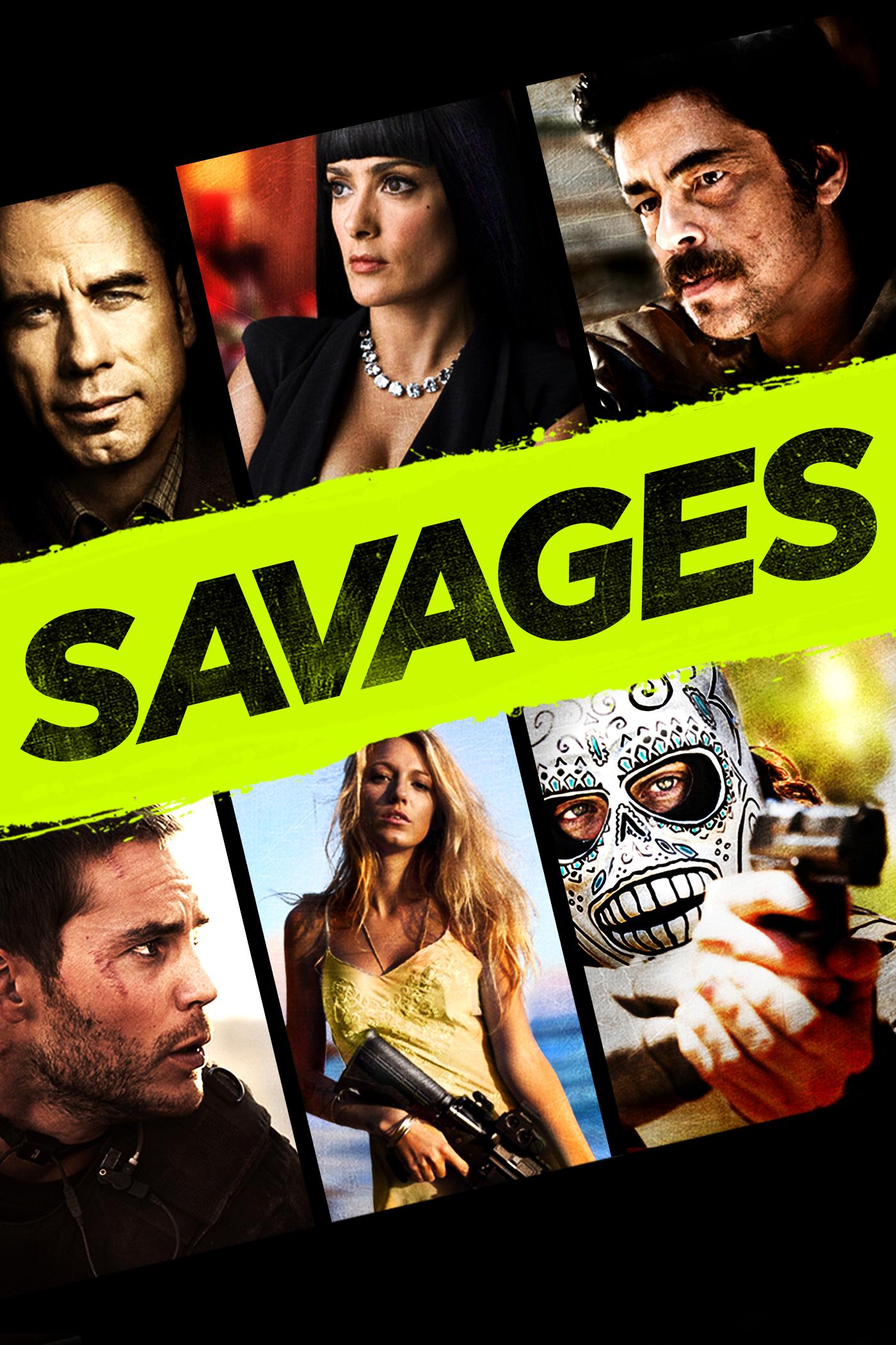 Selvagens (Savage) - 2012