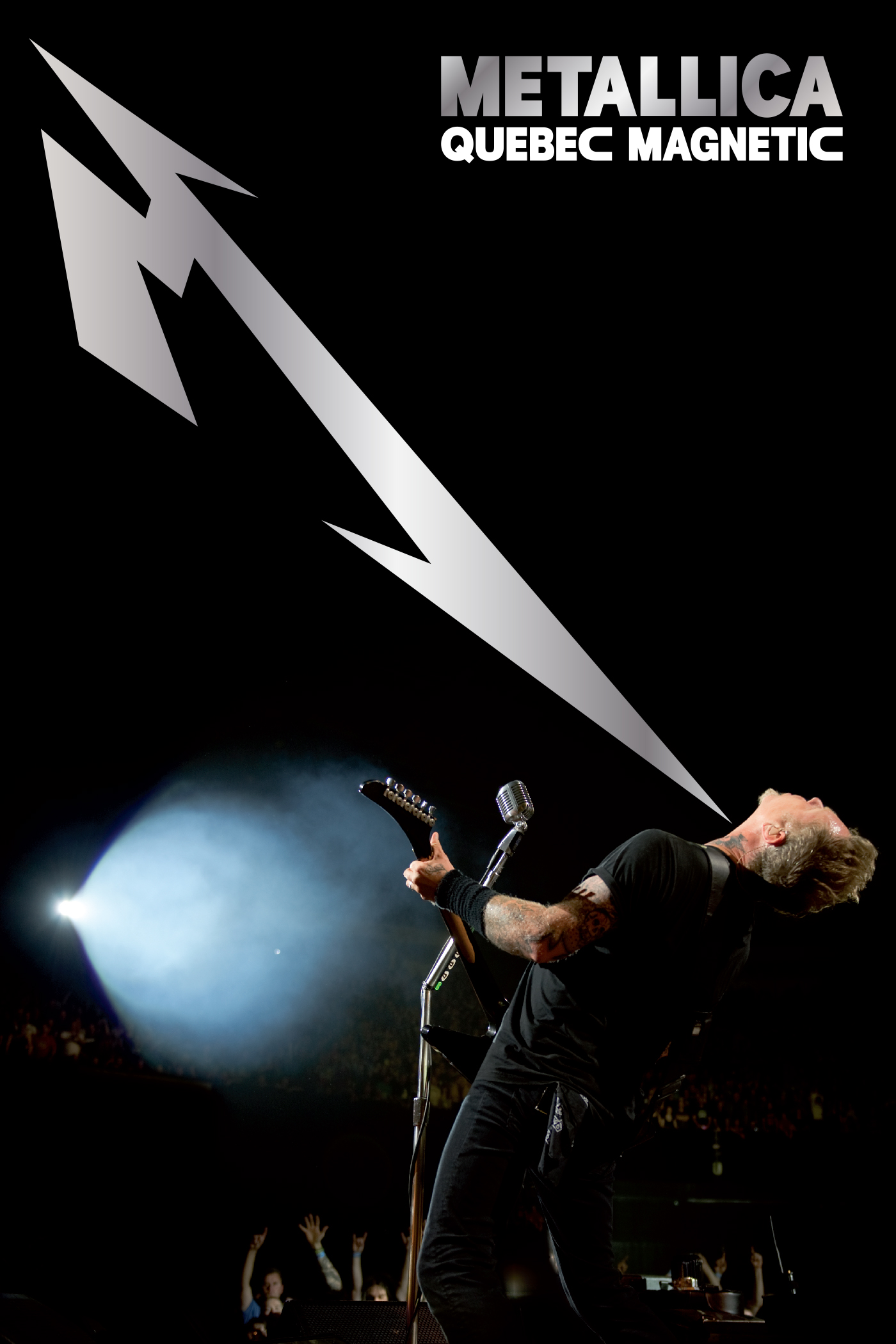 Metallica – Quebec Magnetic (2012) [iTunes Movie - HD]