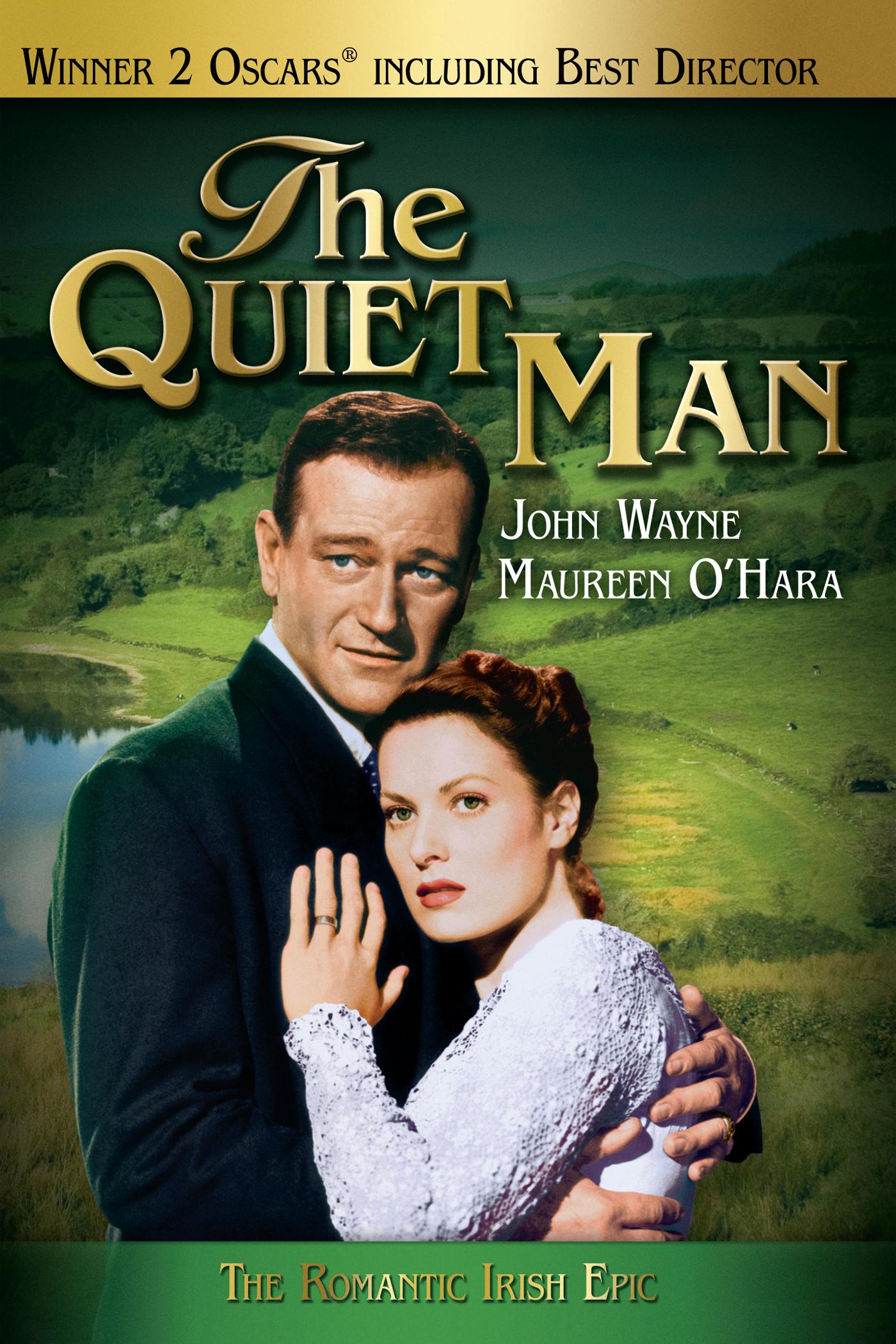 itunes movies the quiet man
