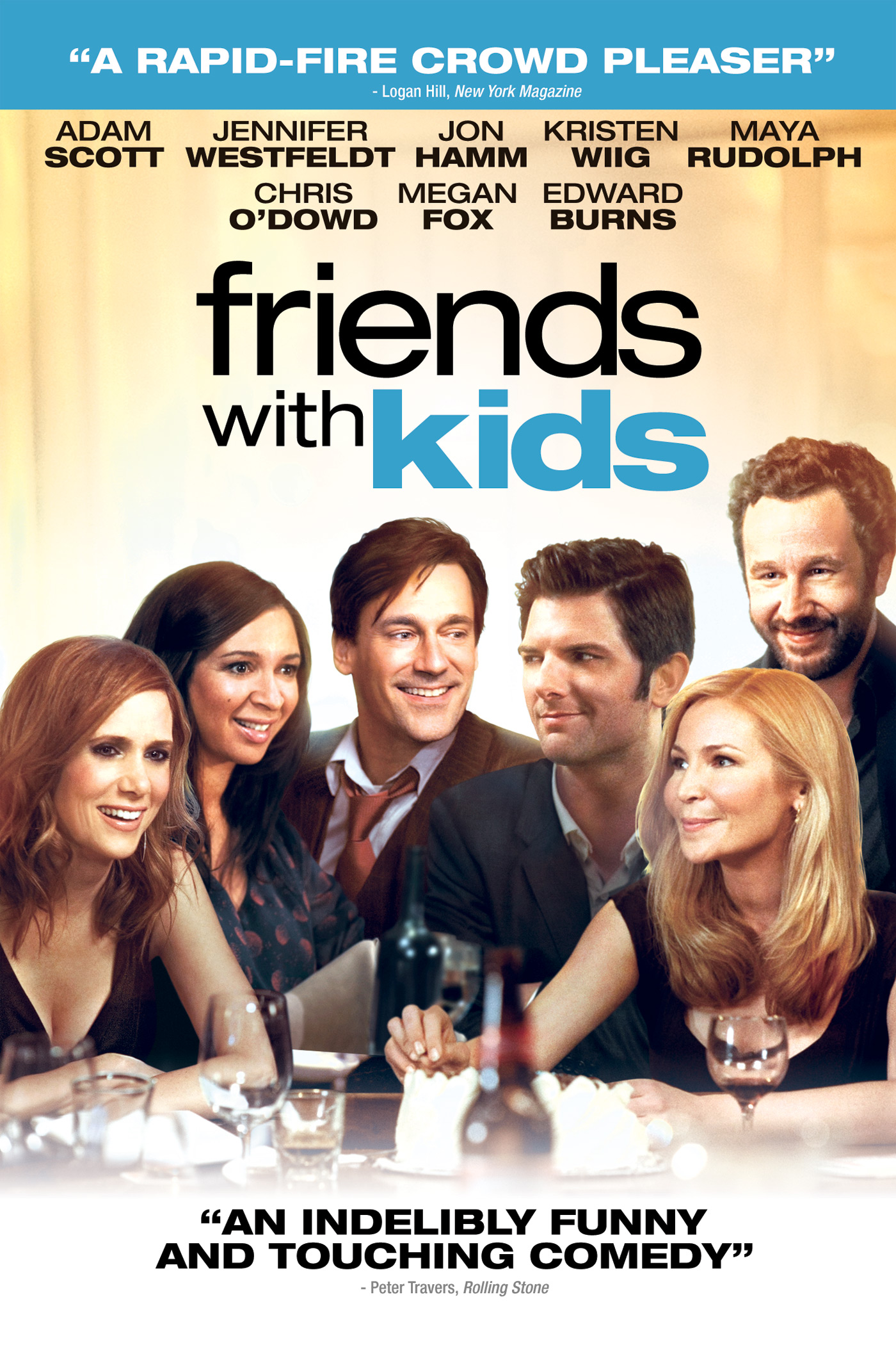 Friends With Kids Movie Poster | www.imgkid.com - The ... Friends With Kids Poster