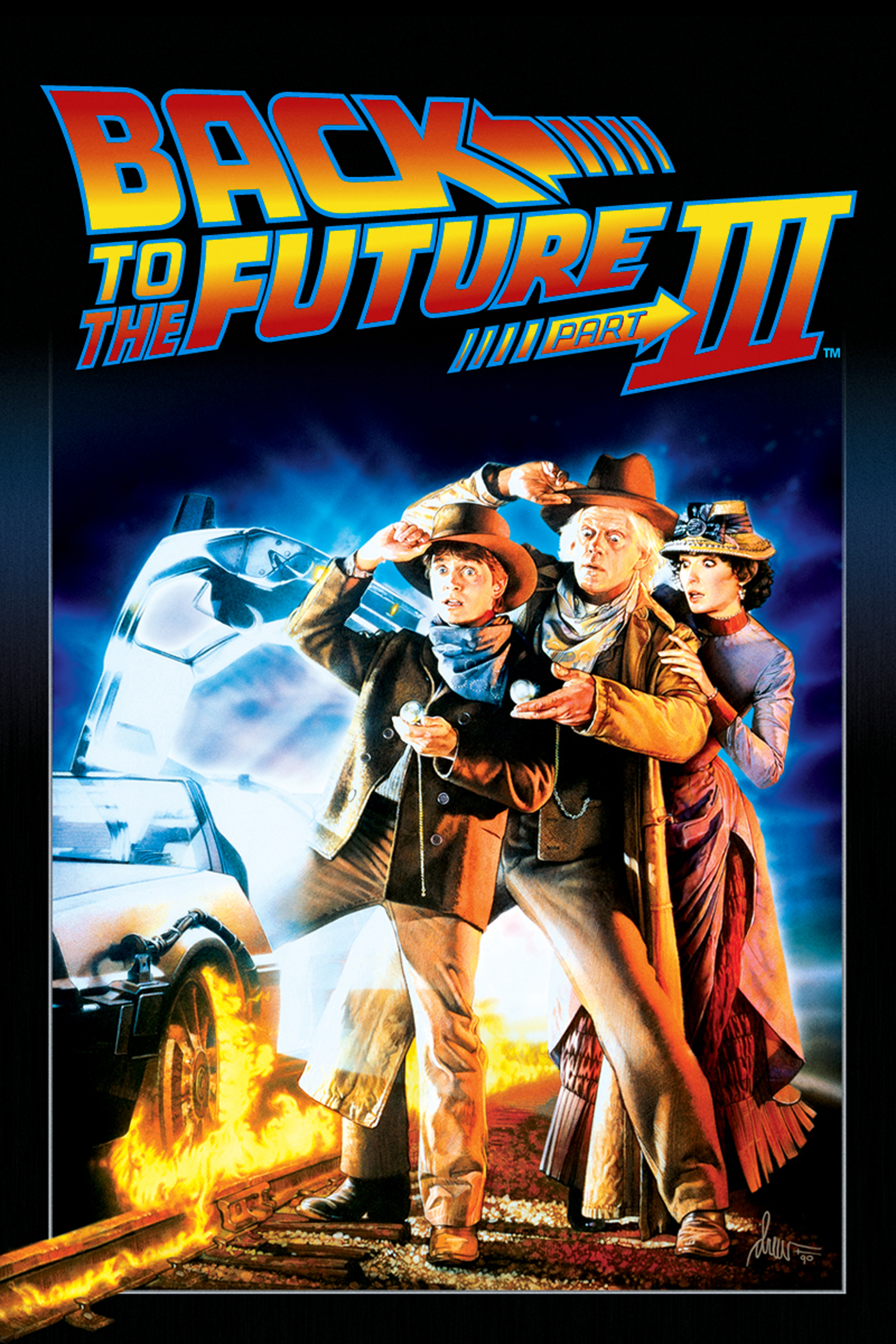 Itunes films back to the future part iii