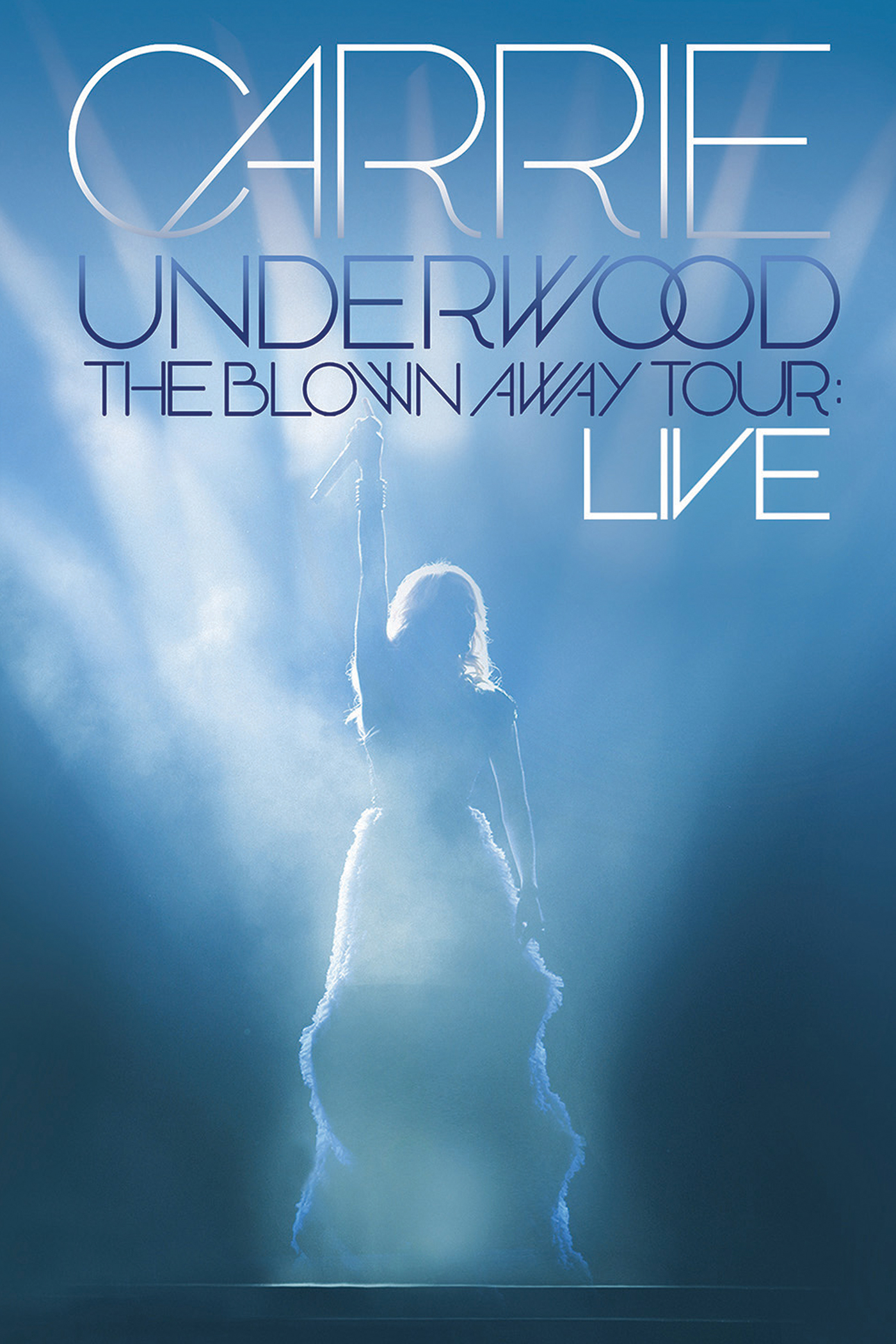 Carrie Underwood The Blown Away Tour Live