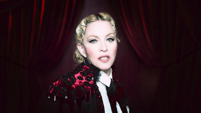 Madonna – Living For Love – Music Video (2015) [iTunes Plus AAC M4V]