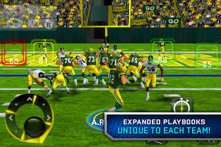 MADDEN NFL 12 by EA SPORTS™ screenshot #1
