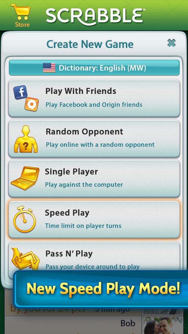 SCRABBLE™ Premium screenshot #2