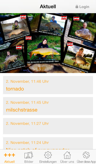 Carp Austria screenshot 1
