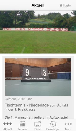 TSG 1888 Nieder-Erlenbach screenshot 1