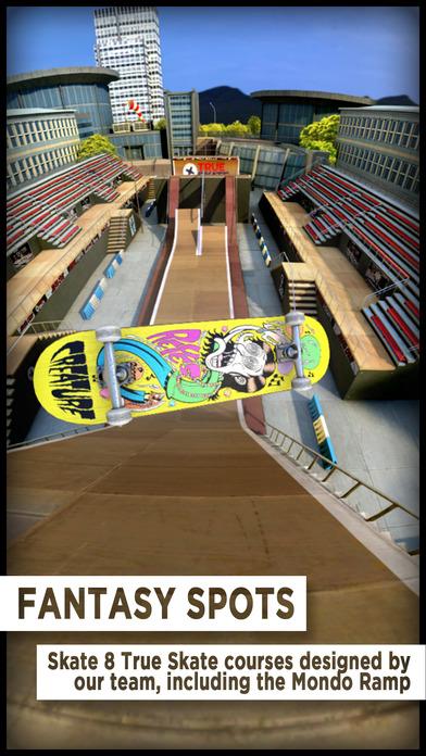 Screenshot True Skate