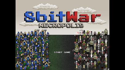 Screenshot 8bitWar: Necropolis