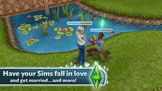 The Sims™ FreePlay screenshot #4