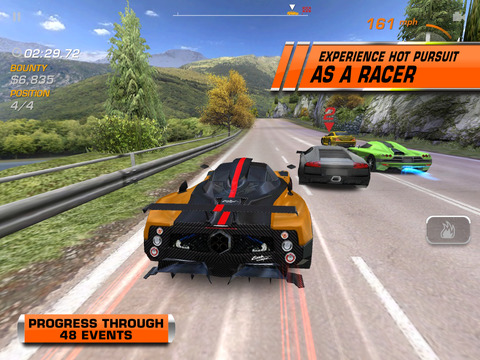 Need for Speed  Hot Pursuit HD screenshot #4